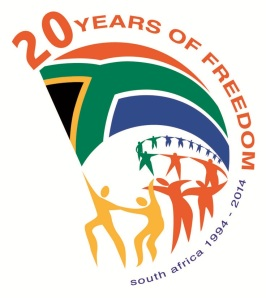 20 Years of Freedom Logo