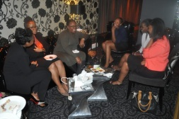 At our Thought Leadership Mentor Event