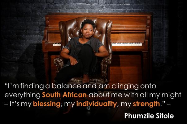 Phumzile Sitole Quote